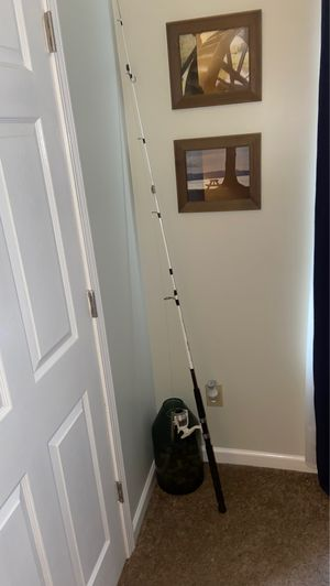 Ugly Stik Fishing pole and rod for Sale in Camby, IN
