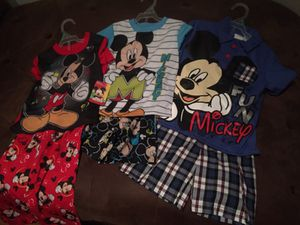5T Mickey Mouse kids clothes for Sale in Columbus, OH