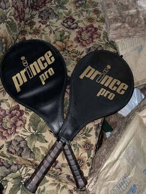 Prince Pro Tennis Rackets for Sale in Trenton, NJ