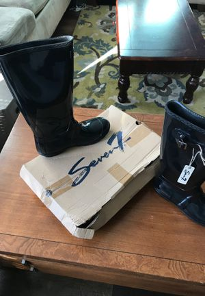 Rain/Snow boots- Seven Brand for Sale in Columbus, OH