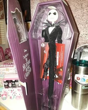 Nightmare before Christmas Jack for Sale in Yucca Valley, CA
