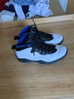Jordan 10's Size 12 for Sale in Phoenix, AZ