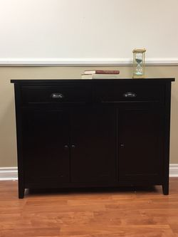 308907 Espresso Buffet Table for Sale in Fullerton,  CA