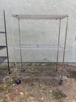 Adjustable Chrome Racks for Sale in Oceanside, CA