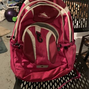 High Sierra Backpack for Sale in Hayward, CA