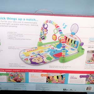 Fisher Price Deluxe Piano Gym for Sale in Snellville, GA