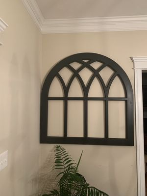Magnolia Window Frame wall decor for Sale in Milford, MA