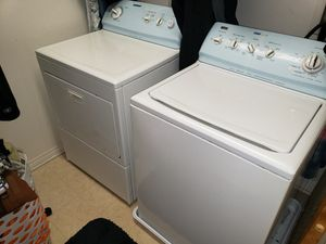 Kenmore Elite washer and dryer for Sale in Murrieta, CA
