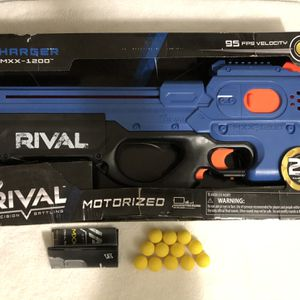Nerf Rival Charger (MXX-1200) w/12 rounds for Sale in West Covina, CA