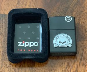 Zippo Harley Davidson zippo Lighter. NEW unused. From 2005 make reasonable offer for Sale in Parker, CO