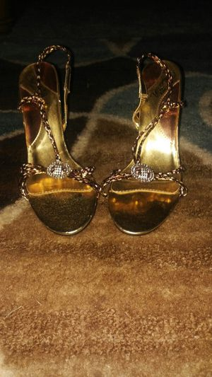 Women's scandals with small heel for Sale in Denham Springs, LA