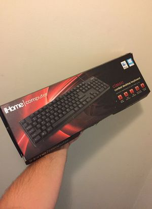 Brand new computer keyboard in box for Sale in Pittsburgh, PA
