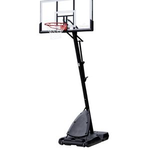 "Spalding 54"" Polycarbonate Portable Basketball Hoop for Sale in South Gate, CA"