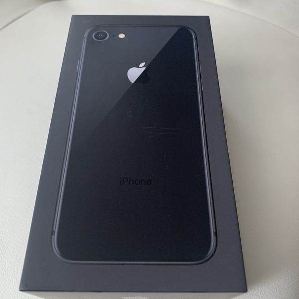 New Condition, Unlocked, 64gb, Apple IPhone 8, Space Grey