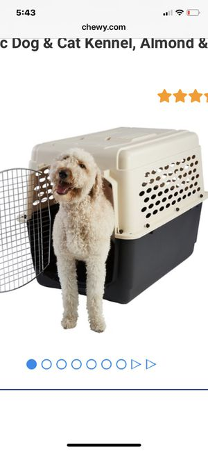 Dog Kennel crate 21x23x26 airline approved Medium / Large for Sale in Las Vegas, NV