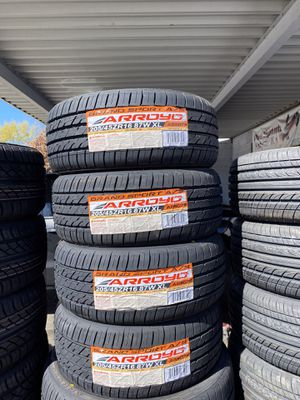 205/45R16 SET OF 4 NEW TIRES 💰BUY 4 TIRES FREE ALIGNMENT for Sale in Lafayette, CA