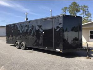 2019 Diamond Blackout Edition 8.5 x 24 ft Trailer for Sale in Shelton, CT