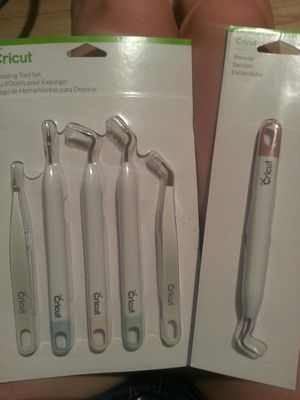 Cricut Weeding Tool Bundle for Sale in Modesto, CA