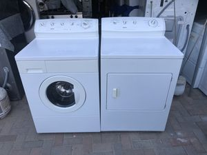 Washer and gas dryer for Sale in San Marcos, CA