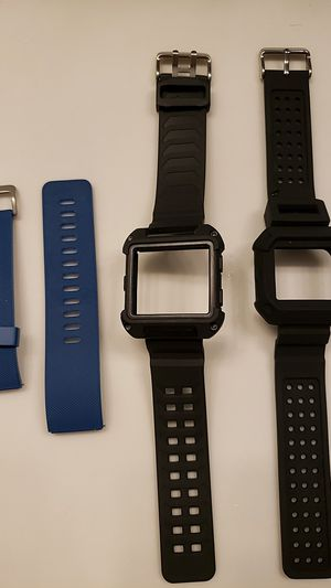 Fitbit blaze bands for Sale in Raleigh, NC