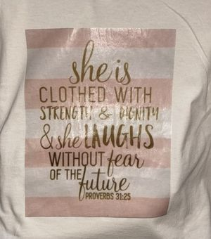 She is clothed in strength for Sale in Columbus, OH