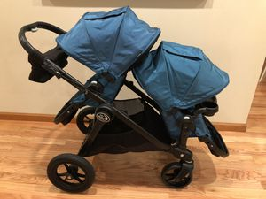 City select double stroller for Sale in Everett, WA