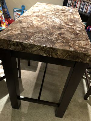 Marble Table for Sale in Aurora, IL