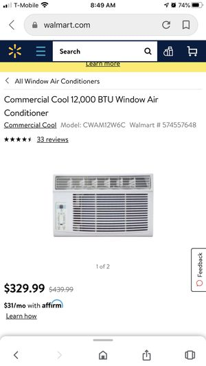 AC window units for Sale in San Antonio, TX
