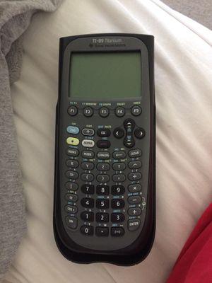Graphic Calculator Ti-89 for Sale in Eugene, OR