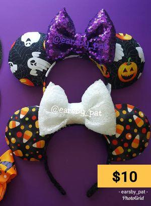 Halloween Disney Ears for Sale in Huntington Park, CA
