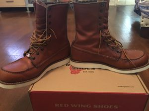 Red wings 10877 for Sale in San Jose, CA