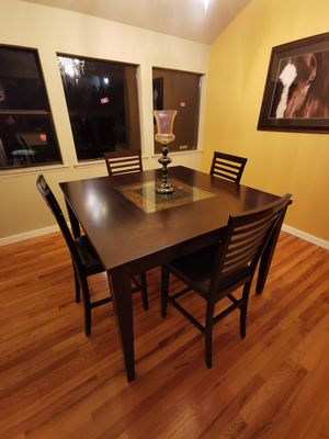 Mango wood dining table for Sale in Renton, WA