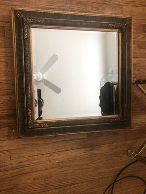 Gold wall mirrors for Sale in St. Louis, MO