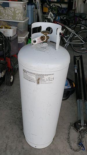 100 lb (26.3 gal) propane tank for Sale in Kennewick, WA