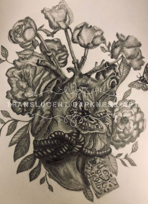 """""""OUR GROWING LOVE"""" Drawing Prints for Sale in Arlington, TX"""
