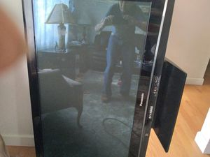 """46""""panasonic flat screen tv for Sale in Crum Lynne, PA"""