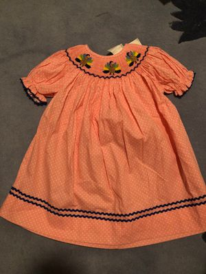 Smocked or Not girl dress for Sale in Houston, TX