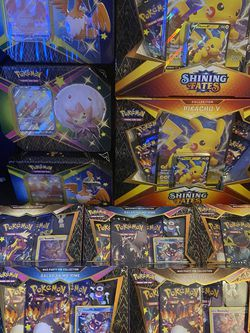 Pokémon Shining Fates Bundle Set for Sale in Miami,  FL