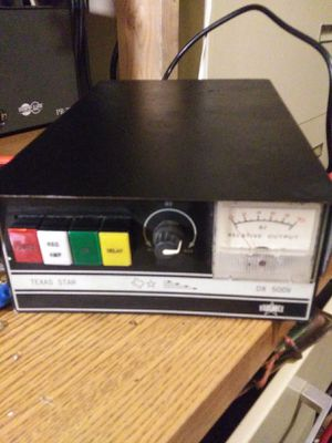 Texas star DX 500 V amplifire for Sale in Centerburg, OH