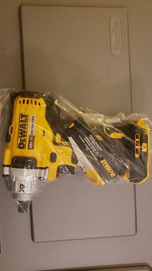 20-Volt MAX XR Lithium-Ion Brushless Cordless 1/2 in. Impact Wrench with Detent Pin Anvil (Tool-Only) for Sale in Riverside, CA
