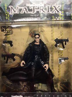 1999 Matrix Neo Action Figure for Sale in Renton,  WA