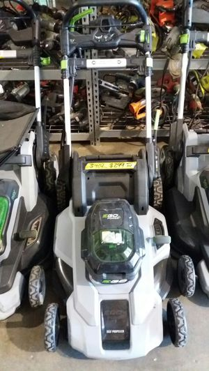 Ego 21 inch 56 volt cordless self-propelled lawn mower / mower only for Sale in Phoenix, AZ