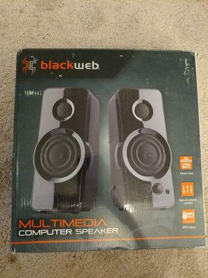 Blackweb Stereo Speakers for Sale in San Diego, CA