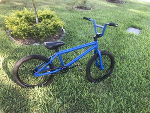 Bmx bike 20 inch frame for Sale in Orlando, FL