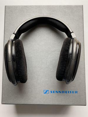Sennheiser HD650 headphones for Sale in Porter, TX