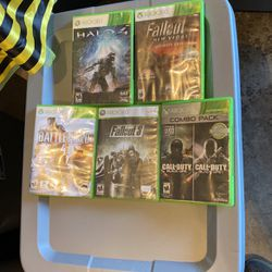 Xbox 360 Games for Sale in Washougal,  WA