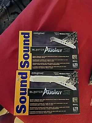 Sound card computer parts for Sale in Orlando, FL