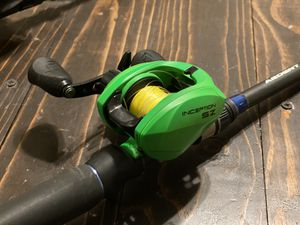 13 fishing inception SZ baitcaster Ardent rod for Sale in Mesa, AZ