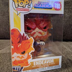 My Hero Academia Endeavor Funko Pop for Sale in Hacienda Heights, CA