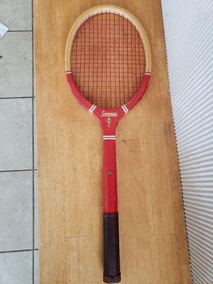 Vintage Spalding Superba Tennis Racket for Sale in Mesa, AZ